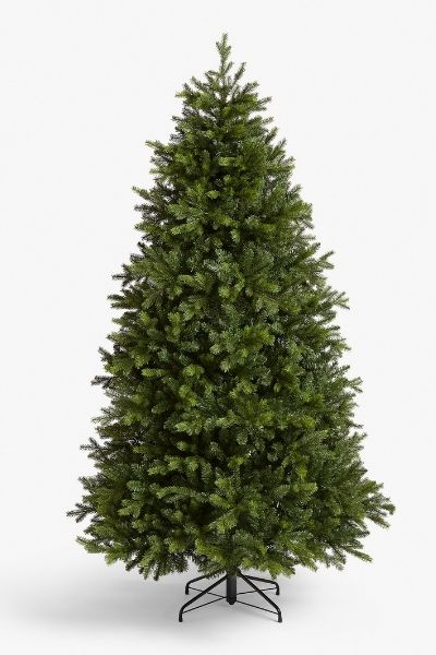John Lewis and Partners 7ft Brunswick Spruce Unlit Christmas Tree