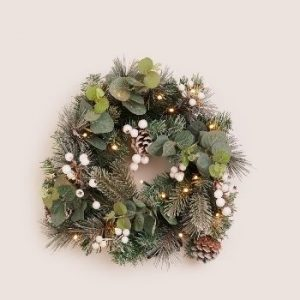 Marks & Spencer 16 inch Snow Berry Wreath