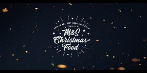 Marks and Spencer Christmas advert 2020