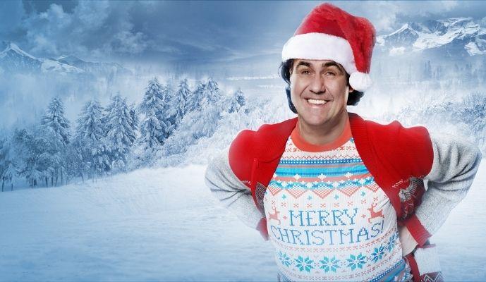 Sky Christmas 2020 - Micky Flanagan: Peeping Behind the Curtain