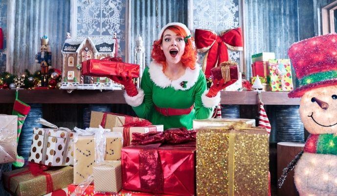 Santa - The Experience Elf