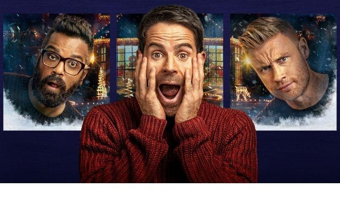 Sky Christmas 2020 - A League of Their Own: Christmas Special