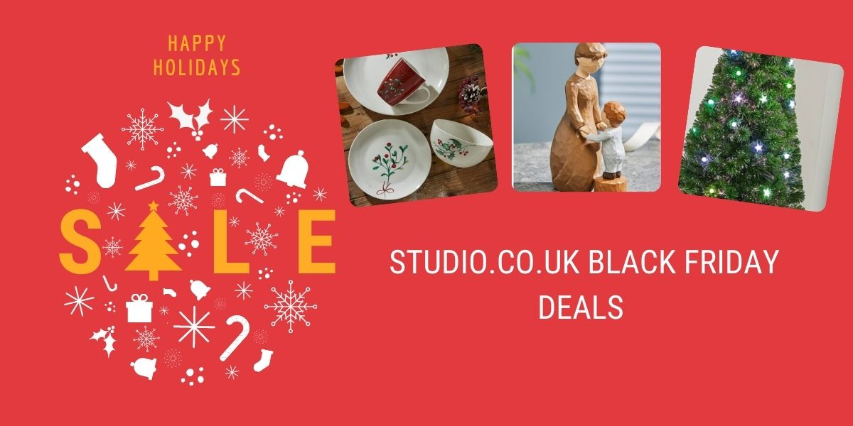 Studio.co.uk Black Friday Deals 2020