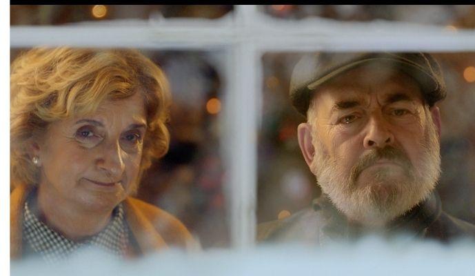 TK Maxx Christmas Advert 2020 - Susan and Gary