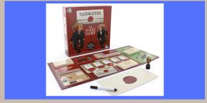 Taskmaster Board Game by Ginger Fox