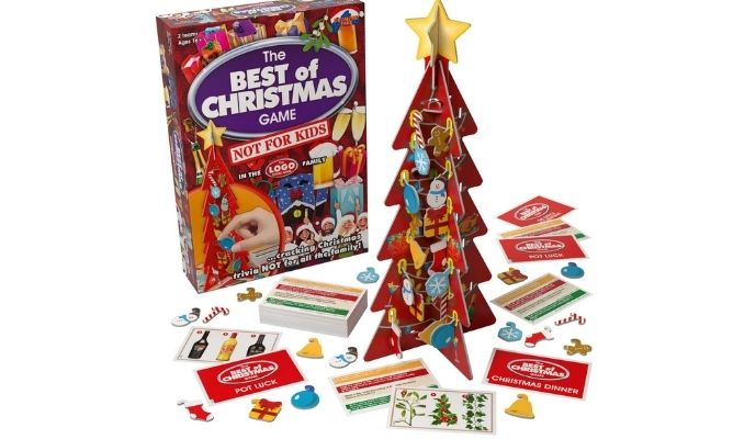 The Best of Christmas Game