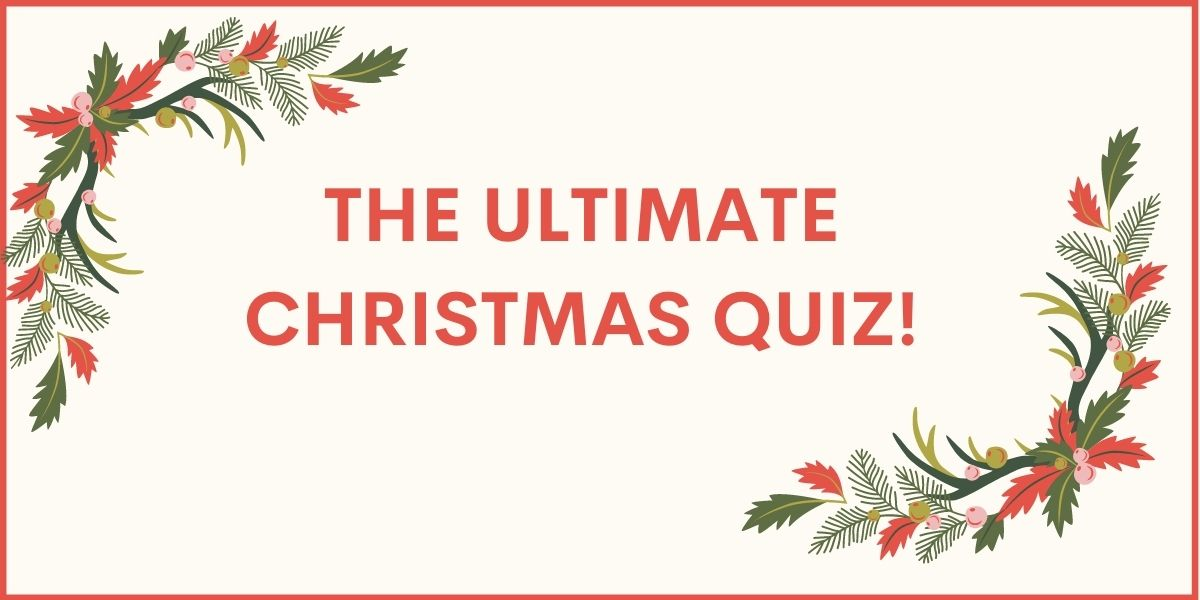 The Ultimate Christmas Quiz for friends, family and kids