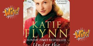 WIN: One of three copies of Under the Mistletoe by Katie Flynn