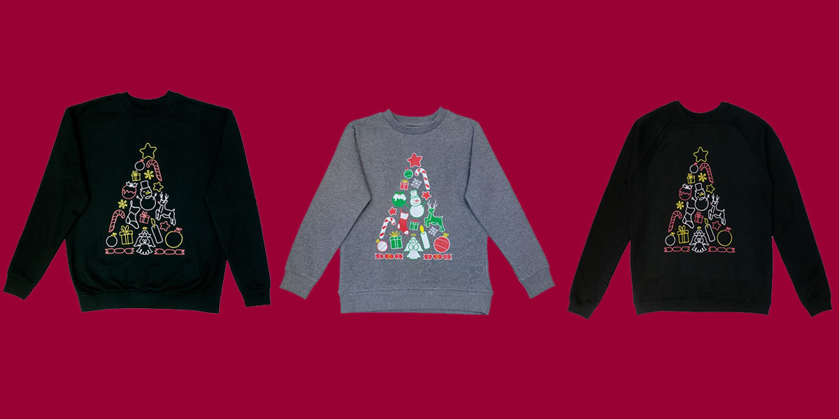 Image Of Action For Children Christmas Jumpers