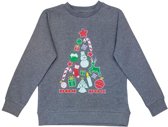 Image Of Action For Children Kids Christmas Jumper
