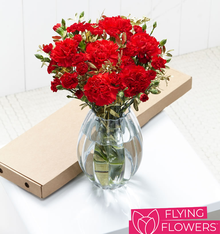 Flying Flowers three month subscription