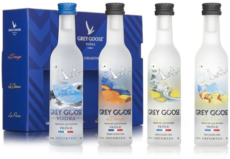Image Of Grey Goose Vodka - La Collection