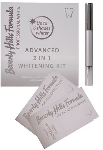 Image Of Beverly Hills Professional 2 in 1 Whitening Kit