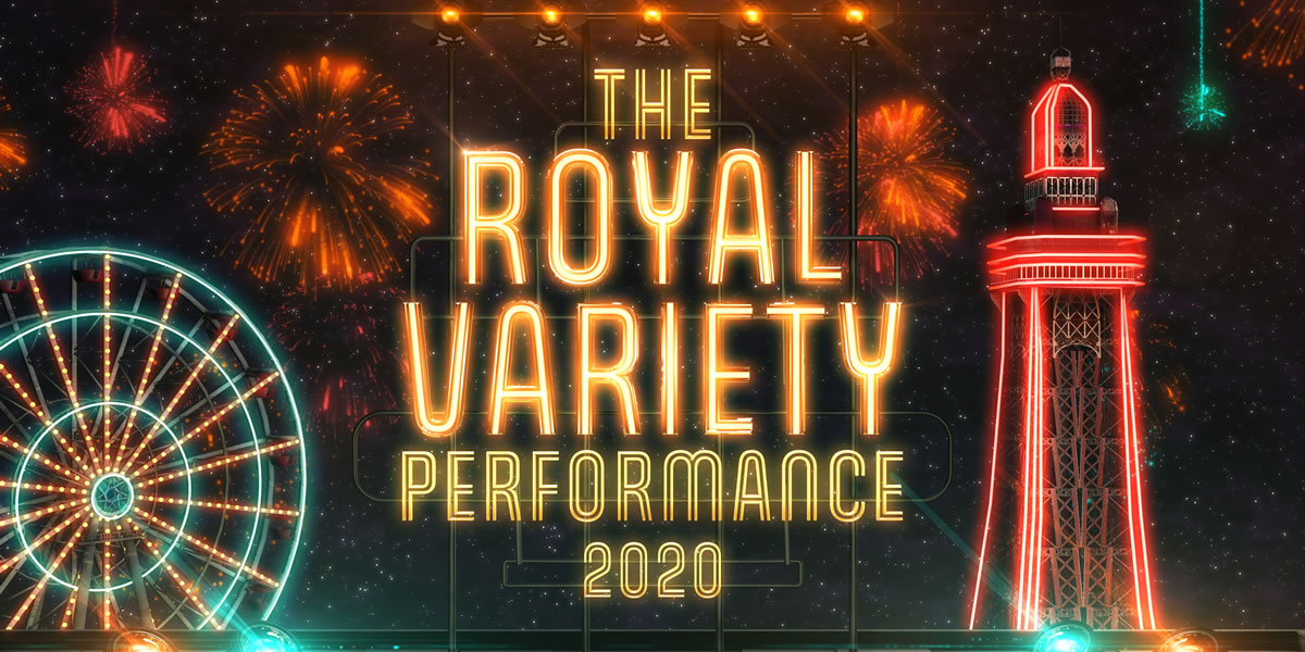 Image Of ITV The Royal Variety Performance 2020