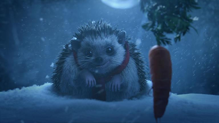 Image of Aldi Harry the Hedgehog