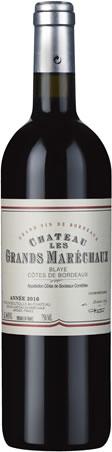 Laithwaites Château Les Grands Maréchaux 2016 Red Wine