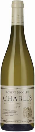 Laithwaites Domaine de la Mandelière Robert Nicolle 2019 Chablis White Wine