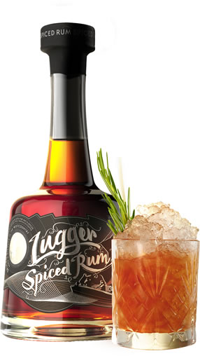 Image Of Lugger Spiced Rum