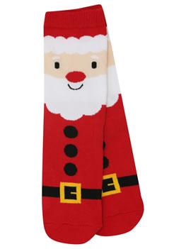 M&Co Santa Socks