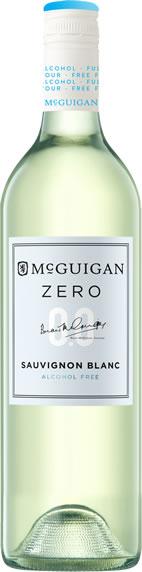 McGuigan alcohol-free Sauvignon Blanc: