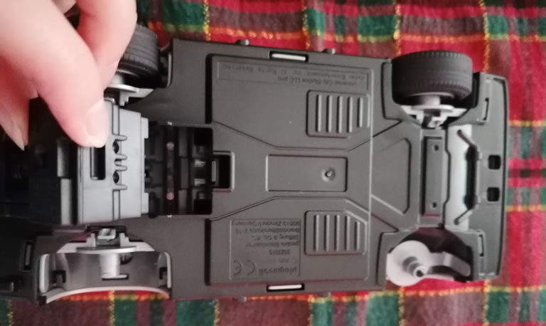 Image of Playmobil Back to the Future batteries