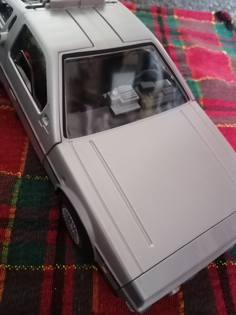 Image of Playmobil Back to the Future car