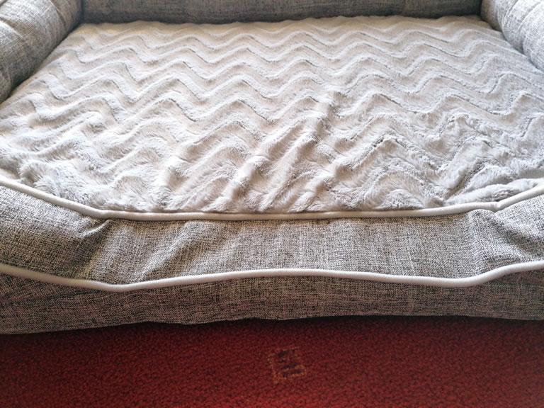 Image of Silentnight Orthopaedic pet bed