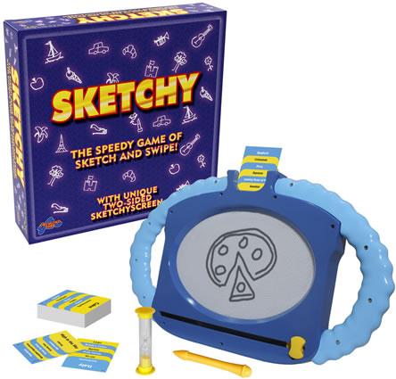 Tomy Sketchy Game