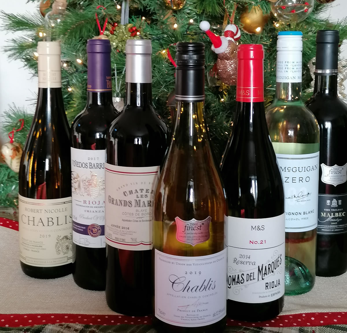 Wines For Christmas 2020