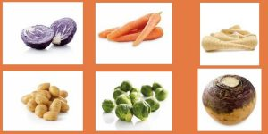 Aldi Christmas Vegetables