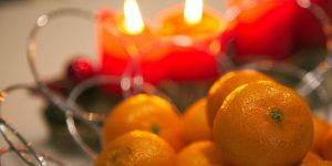Christmas fragrance Clementines