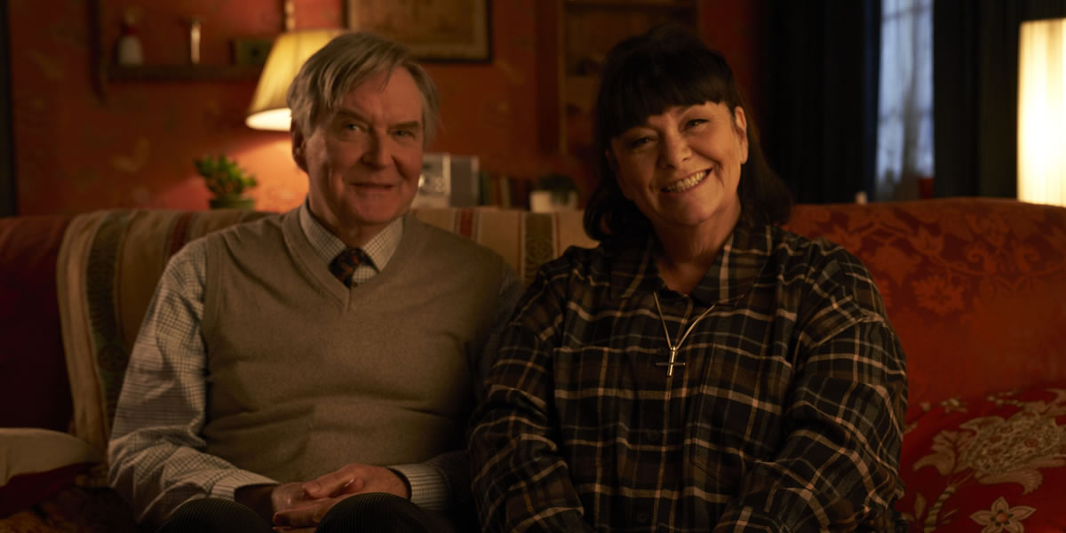Image Of BBC One The Vicar of Dibley In Lockdown