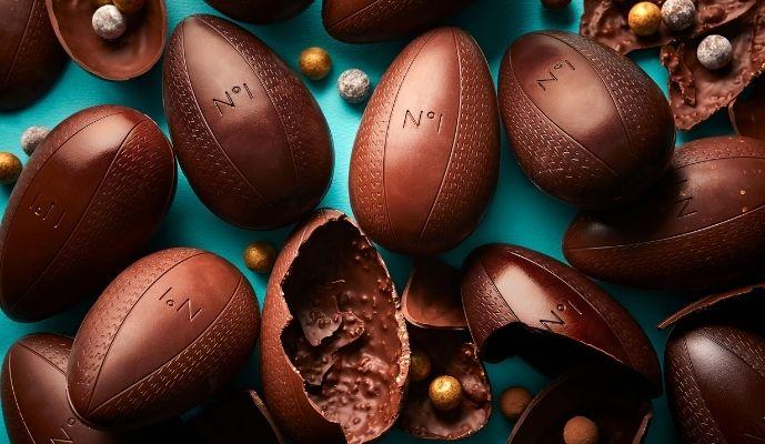 No.1 Hidden Truffles Chocolate Easter Eggs