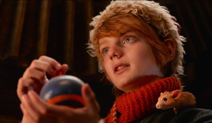 SKY A Boy Called Christmas - Nikolas and pet mouse
