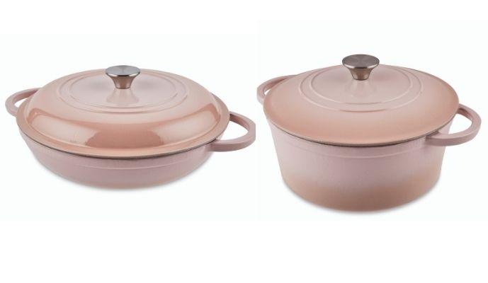 Aldi Cast Iron Dishes