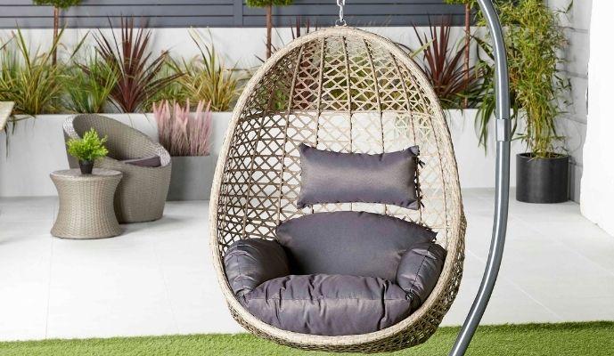 Aldi Hanging Egg Chair