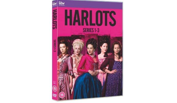 Harlots Series 1-3