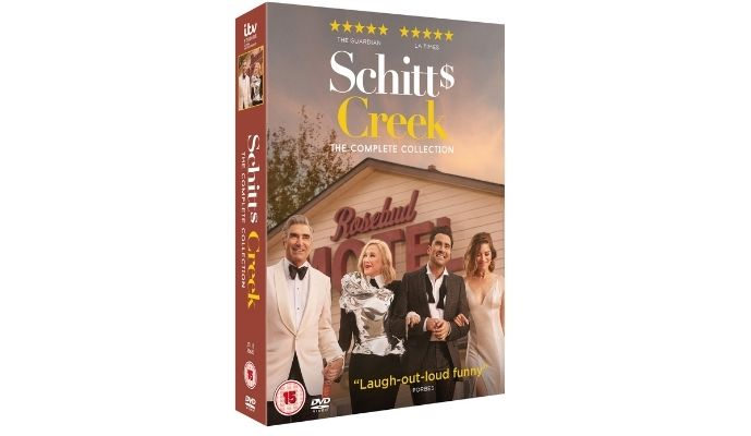 Schitt's Creek The Complete Collection