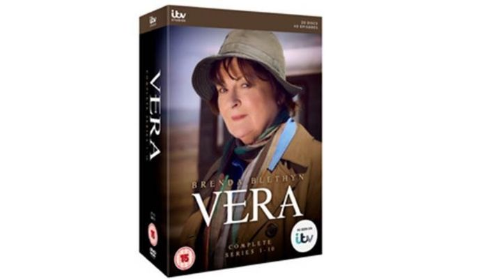 Vera The Complete Series