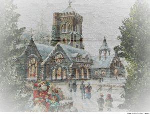 Image Of Christmas Victorian Xmas