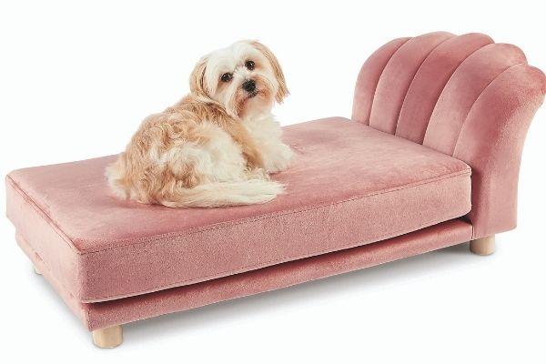 Aldi Scalloped Luxury Pet Bed