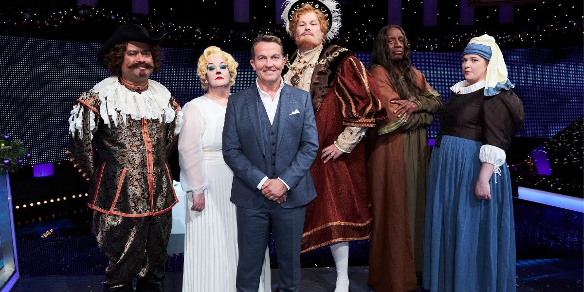 © ITV - The Chase 2020 Christmas Special
