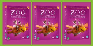 Zog and the Flying Doctors DVD