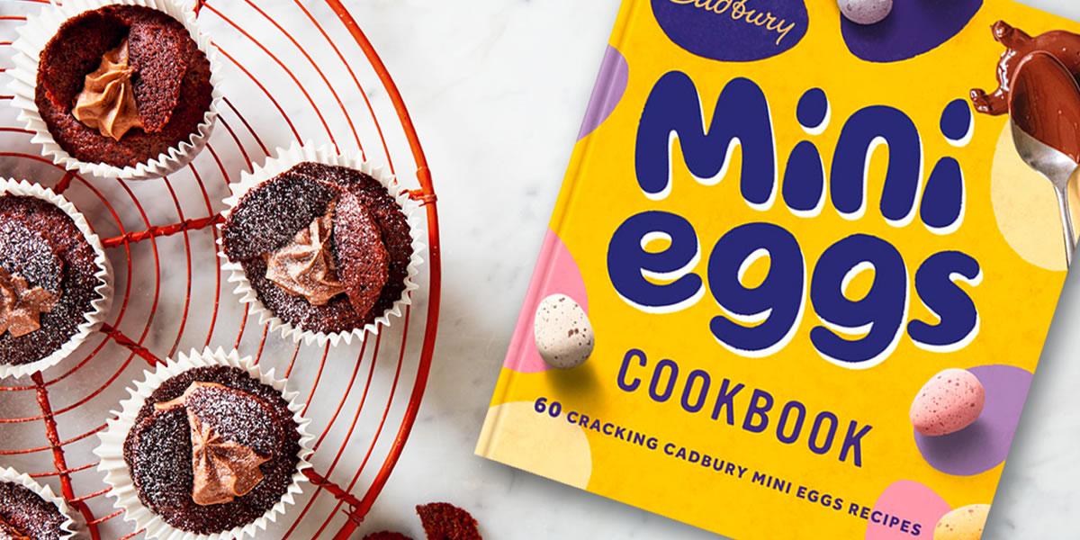 Image of Cadbury Mini Eggs cookbook