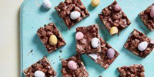 Cadburys Mini Egg Rocky Road Recipe