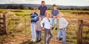 Channel 4 New Life in the Country Christmas Special