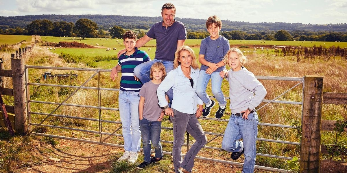 Channel 4 Sarah Beeny New Life in the Country