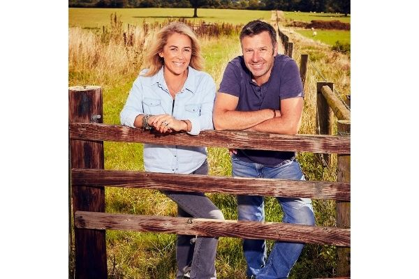 Channel 4 Sarah Beeny and Graham