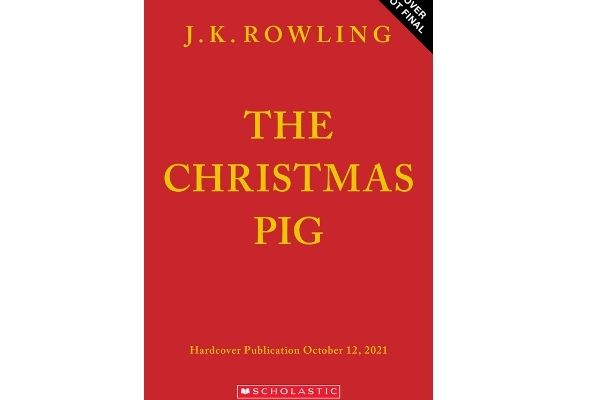 Scholastic The Christmas Pig