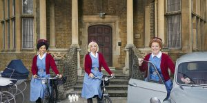 Image of Call The Midwife from new series 2021